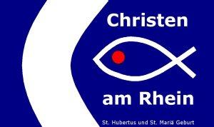 Logo »Christen am Rhein« Sabine Grunthal