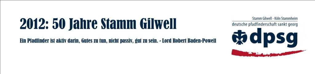 Stamm Gilwell 2012: 50 Jahre
