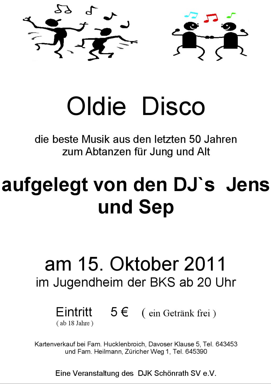 Oldie  Disco