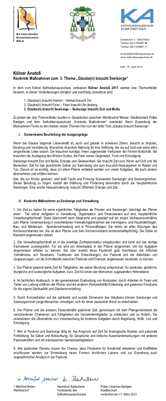Koelner Anstoss 2011 Teil 3