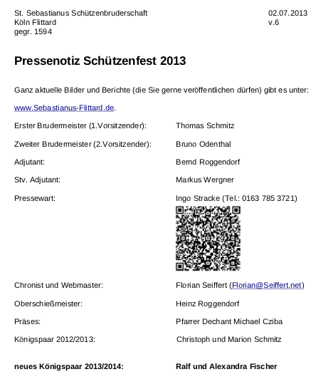 Pressenotiz Schuetzenfest v.7