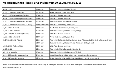 BKS-Messdienerplan-10-11-2013--04-01-2014