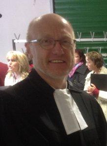 Pfarrer Vorländer