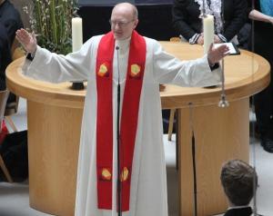 Pfarrer Gerold Vorländer