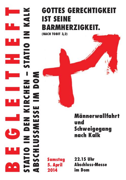 Begleitheft 2014