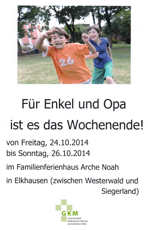 Ausschreibung-Opa-Enkel-Wochenende-2014