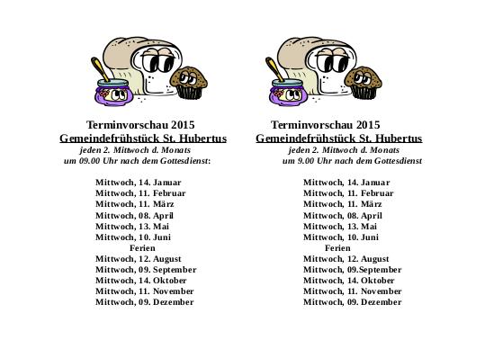 Gemeindefruehstueck 2015