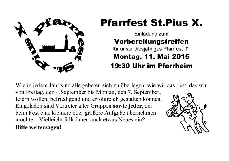 Pfarrfest2015_Treffen_Aushang