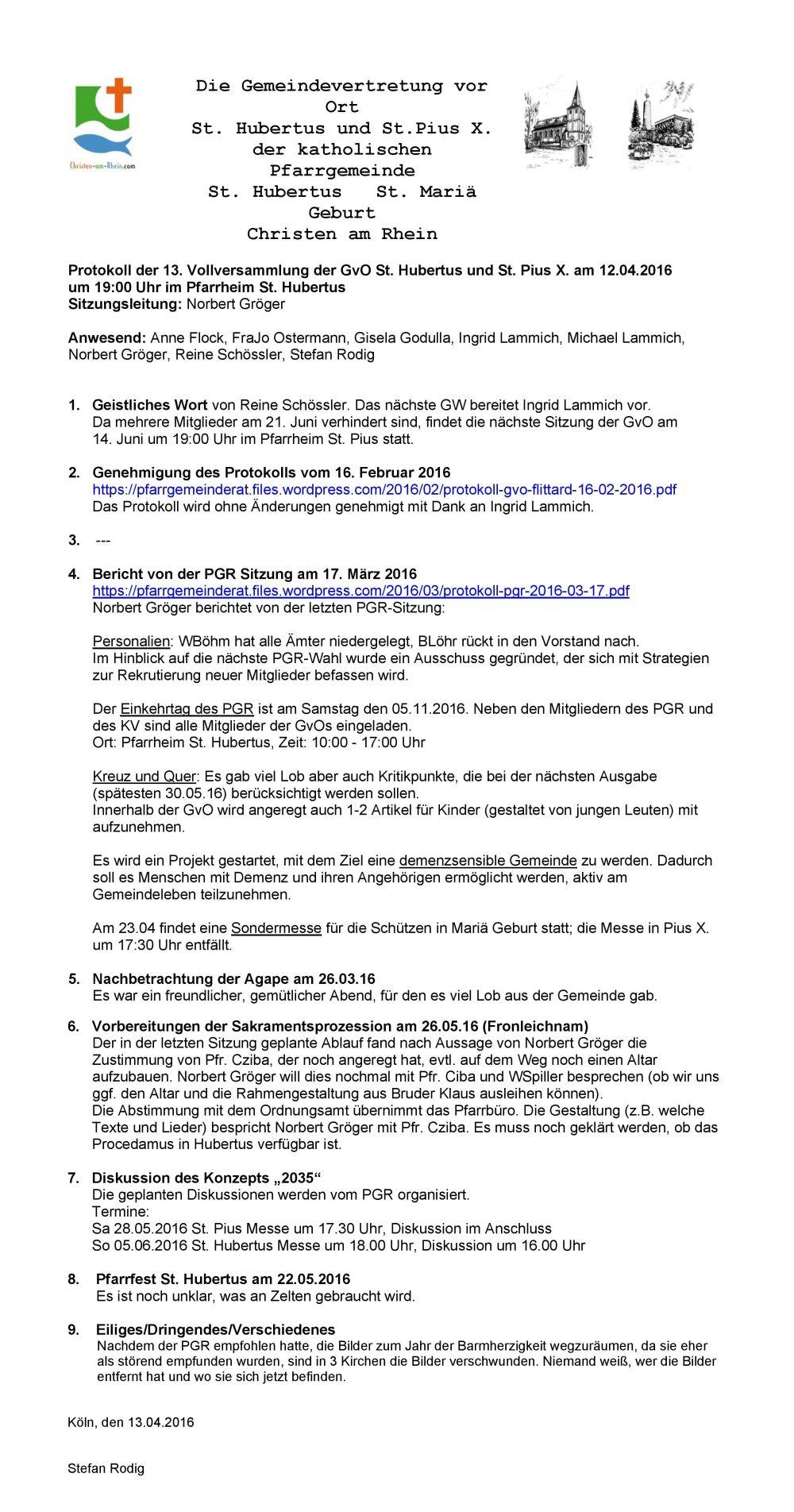 Protokoll GvO Flittard 12_04_16