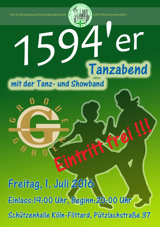 2016 Tanzabend