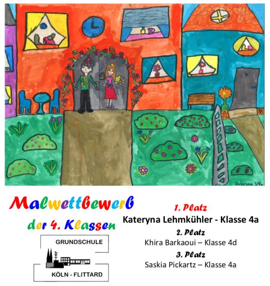 2018 Plakat Malwettbewerb