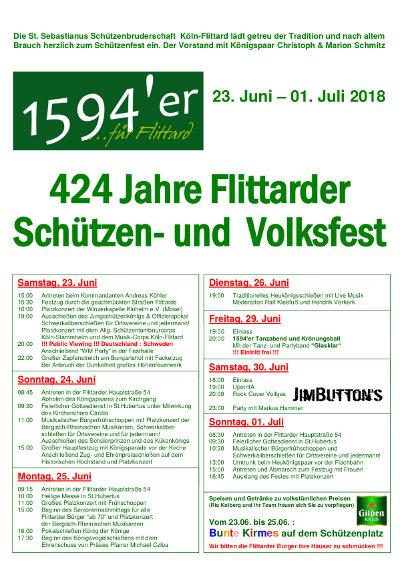 Schützenfest Flittard