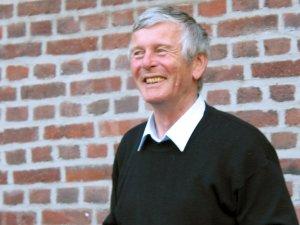 Pfarrer Rolf Schneider